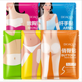 5pcs/pack 2016 New Hot Body Paste Random Neckline Breast Abdomen Thigh Slim Up Hip Up Moisturizing Nourishing Sexy Skin Care Set
