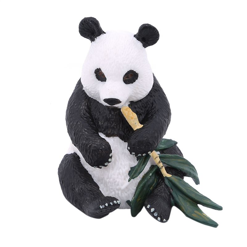 Toys Panda-Model Mammals Static-Ornaments Simulation-Of-A-Variety-Of Kids Gift Hot-Sale