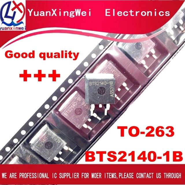 จัดส่งฟรี 10 ชิ้น/ล็อต BTS2140 1B BTS21401B BTS2140 1B TO 263 BTS2140 IB คุณภาพดี