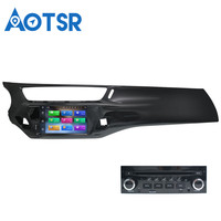 Android 8.0 Car CD dvd player 8 core For Citroen C3 DS3 2011 2016 multimedia player car radio stereo gps navigation 32GB 2GB IPS