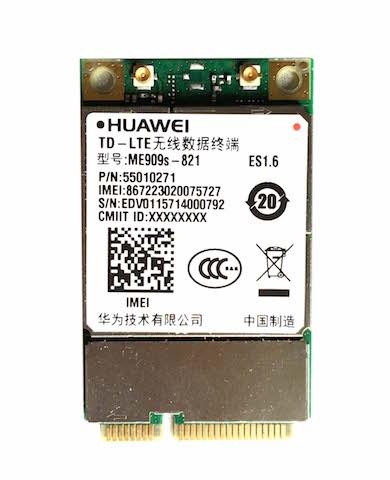 цена на HUAWEI, ME909S-821, MINIPCIE Unicom, mobile telecom, 4G module, new original stock