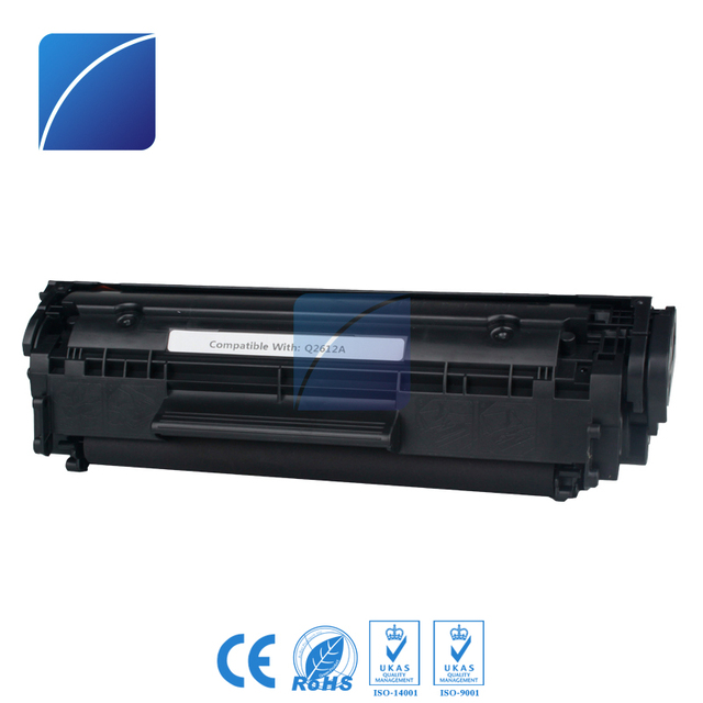 Q2612A 12A Toner Cartridges Compatible For HP 1010 1012 1015 1018 1020 1022 1022n 1022nw 3015 3020 3030 3050 3052 Laser Printer 2
