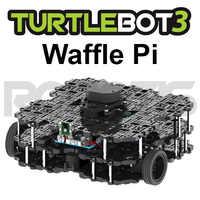 ROBOTIS ROS Roboter plattform TurtleBot 3 Waffel Pi