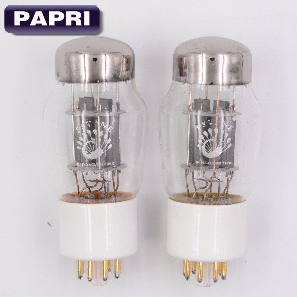 PAPRI amplificateur Tube à vide PSVANE HIFI 6SN7 Audio trésor remplacement de Tube d'origine CV181 6N8P Test d'usine 1 paire