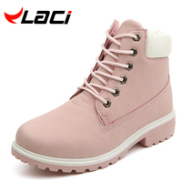 2016 spring fall winter Top Quality Comfortable Platform Boots Men Women Ankle Boots Suede Rubber Boots
