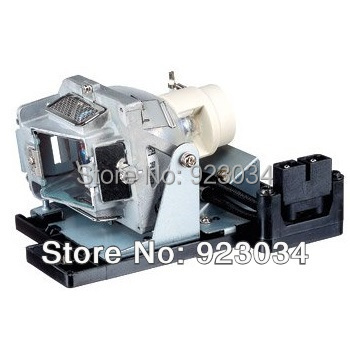5J.J1X05.001 Projector lamp with housing for MP626 MP70 180Days Warranty happybate 5j j1x05 001 original bare lamp p vip180 0 8 e20 8 for mp626 mp70