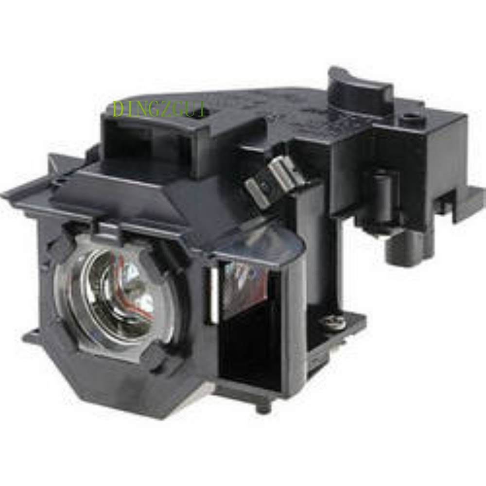 Replacement Original Projector ELPLP44 Lamp For Epson EB-DM2,EMP-DE1,EMP-DM1,MOVIEMATE 50,MOVIEMATE 55,EH-DM2 Projectors(210W) elplp44 v13h010l44 compatible projector lamp for epson eh dm2 dm1 moviemate 50 with housing