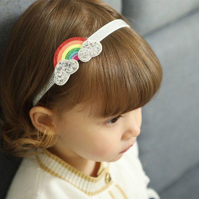 f6e5e87b2 2018 nuevo unicornio diadema chica niño unicornio cuerno fiesta accesorios  para el cabello niñas dibujos animados