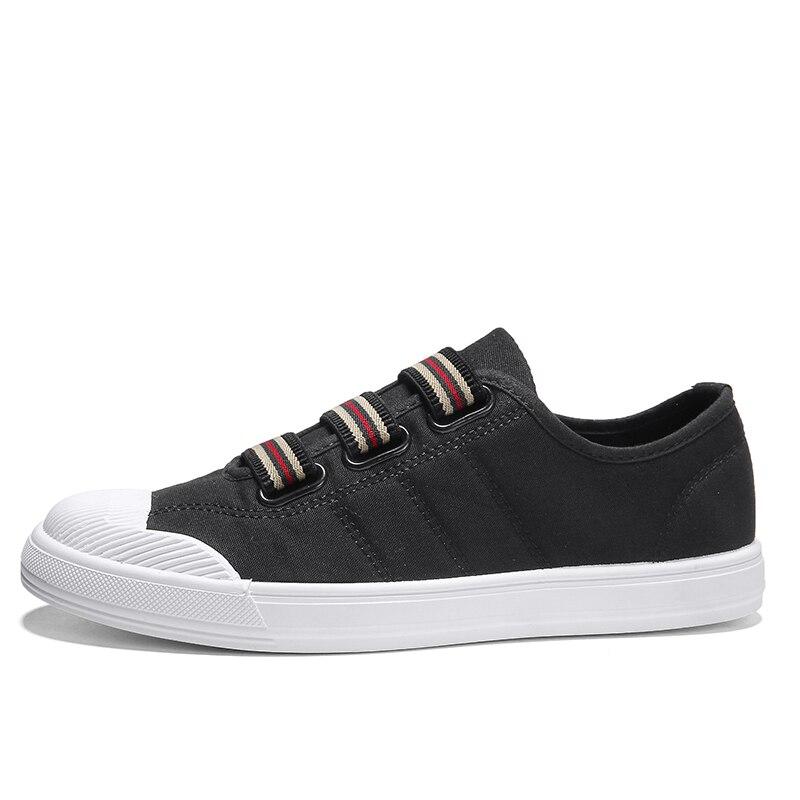2018 Homens Skate Sapatos Esporte Legal Luz Wight gancho e laço Tênis Ao Ar  Livre Calçados 99287111ab9