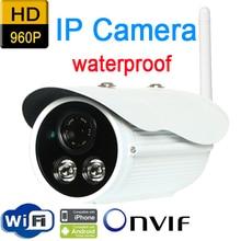 ip camera wireless 960p waterproof cctv security system wifi outdoor surveillance cam camera de seguranca sem fio home outdoor