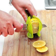 Potato-Slicer Cutting-Holder Plastic-Accessories Shreadders Lemon Kitchen