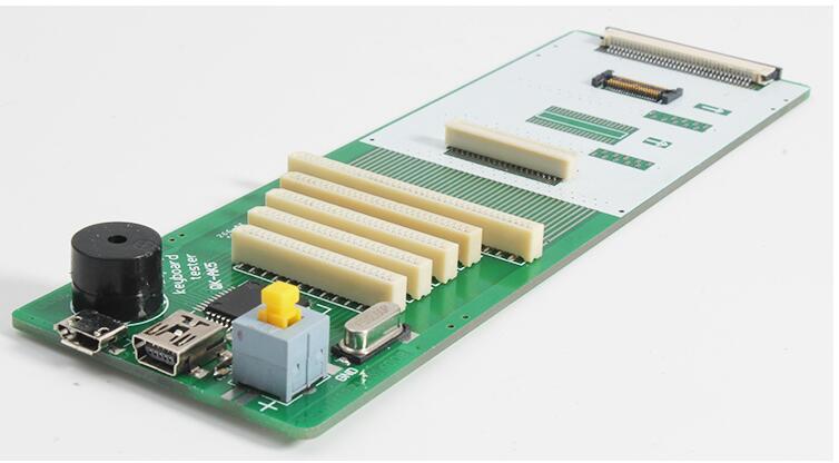 Nouvelle machine-outil universelle de dispositif d'essai de testeur de clavier d'ordinateur portable pour HP ACER MSI
