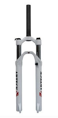 ARTECK mountain bike front fork bike 26 inch 27.5 inch magnesium alloy shock absorber spring lock shock absorber Magnesium alloy magnesium aluminum alloy bicycle fork mountain air bike front shock 26 27 5