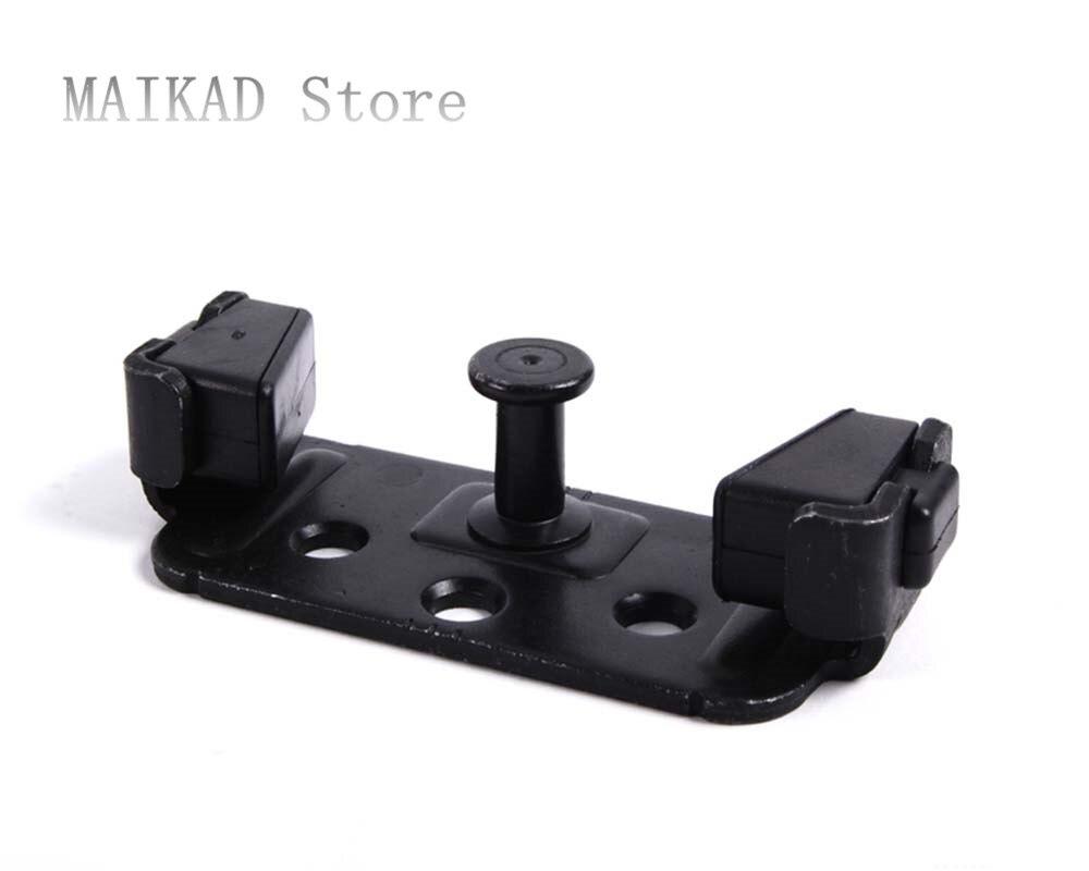 Trunk Lid Striker Plate Boot Lid Lock For BMW E81 E82 E87 E88 116i 118i 120i 125i 128i 130i 135i 116d 118d 120d 123d 51247078167