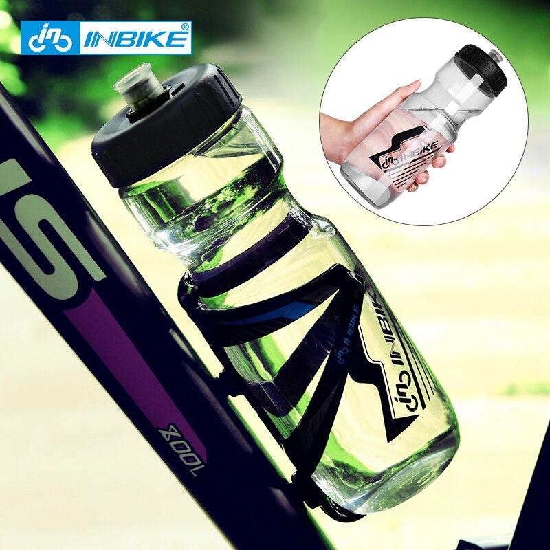 INBIKE открытый спорт велосипед Велосипедный Спорт Велоспорт бутылка для воды 700 мл Велосипедный Спорт бутыли MTB дорожный велосипед Waterbottle вел...