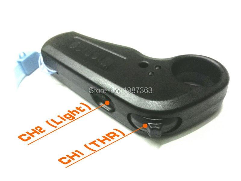 100% Original nouveau 2.4 Ghz Mini télécommande batterie au Lithium intégrée avec récepteur pour planche à roulettes électrique Longboard - 6
