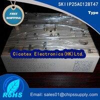SKIIP25AC128T47 3 ponte trifásica inversor IGBT Módulos SKIIP 25AC128T47|Controlador do motor| |  -