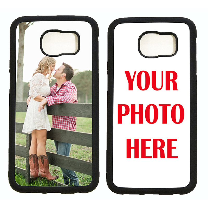 Plastic case customized mobile phone shell cover for samsung galaxy s3 s4 s5 s6 s7 active s8 s9 s10 plus s10lite s10E image