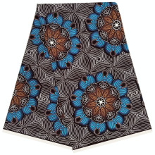 Ankara African Wax Prints Fabric Dutch wax fabrics 100% pure cotton new arrivals
