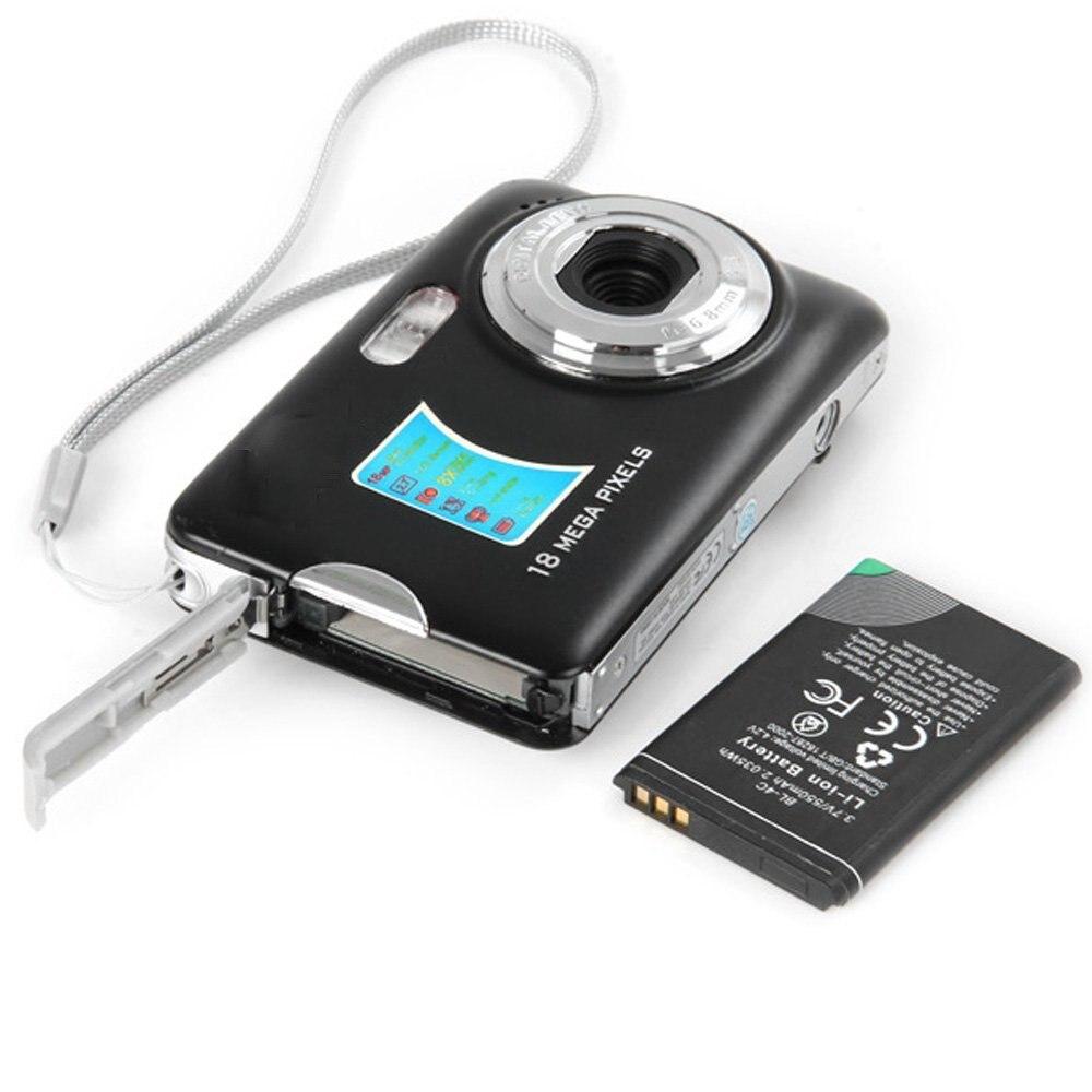 2017 date haute qualité cadeau appareil Photo numérique 18MP appareil Photo 720P vidéo 2.7