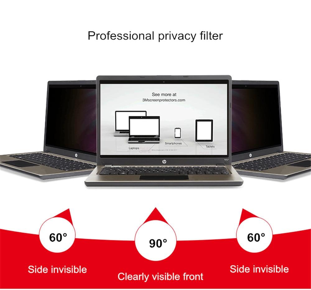 19,5 inch Privacyfilter LCD-scherm Beschermende film voor 16: - Computerrandapparatuur - Foto 2
