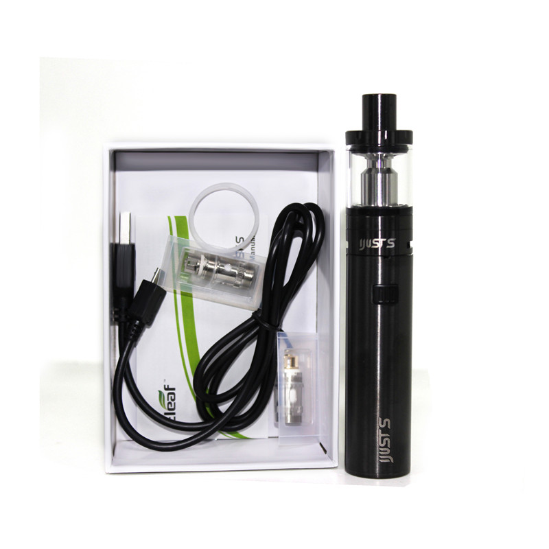 100 Original Eleaf iJust S kit with 4ml Capacity Atomizer 3000mah ijust s battery 0 18ohm