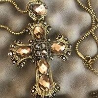 New arrival vintage long pendant necklace wholesale/fashion necklaces for women 2017 statement/collier femme/collane/colar longo