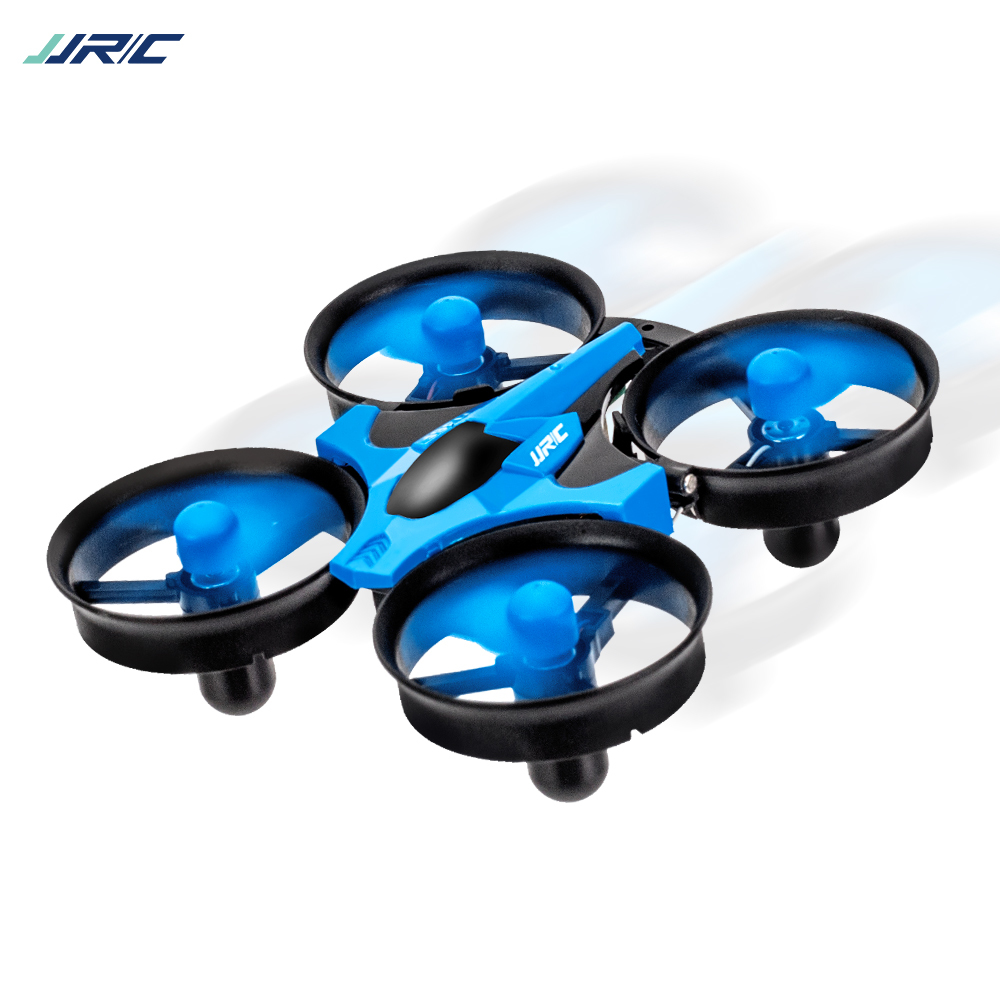 JJRC New Mini Drone Helicopter Triphibian Water Racing Boat Multi battery Version Quadcopter Rc Toy For Kid Gift H36upgrade H36f in RC Helicopters from Toys Hobbies