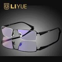 Spectacles Frame Men Eyeglasses Frame Anti Radiation Ultravoilet Prescription Glasses Computer Glasses Eyeglasses Men 8157