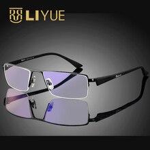 2017 Компьютер очки анти синий солнцезащитные очки мужские очки Рамка Анти излучения Ультрафиолет рецепт очки женские 8157