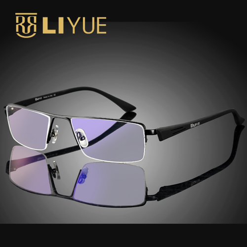 2017 Computer Goggles Anti Blue Ray Glasses men eyewear frame anti radiation ultraviolet prescription eyeglasses women 8157
