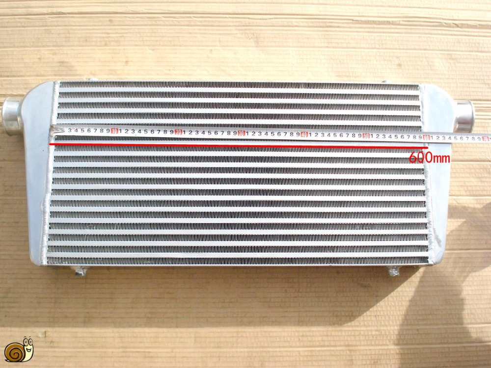 Core Size 600x300x65mm In/outlet 2.5inch Intercooler Universal type bar&plate Intercooler from AAA Turbocharger