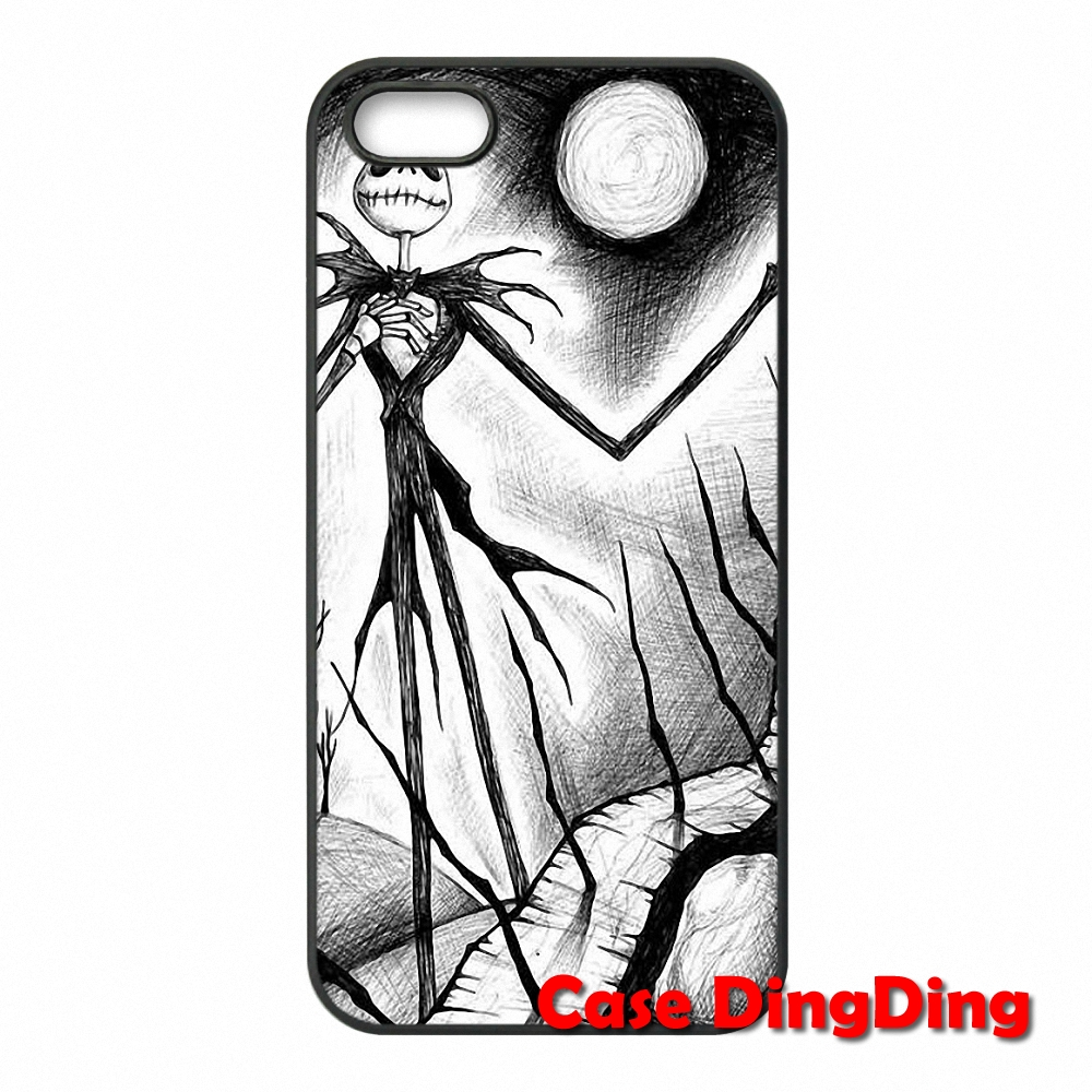 Bags Cases The Nightmare Before Christmas lover For LG G2 G3 Mini G4 G5 Google Nexus 4 5 6 E975 L5II L7II L70 L90 Stylus L65 K10