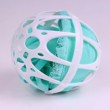 SZS Hot Bubble Bra Washer Wash Inside Baby Laundry Aid Ball Washer