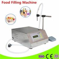 Best продаем электрические жидкостей машина бутилированной воды наполнителя напитков foods Масла оборудование для розлива Инструменты Лаки дл