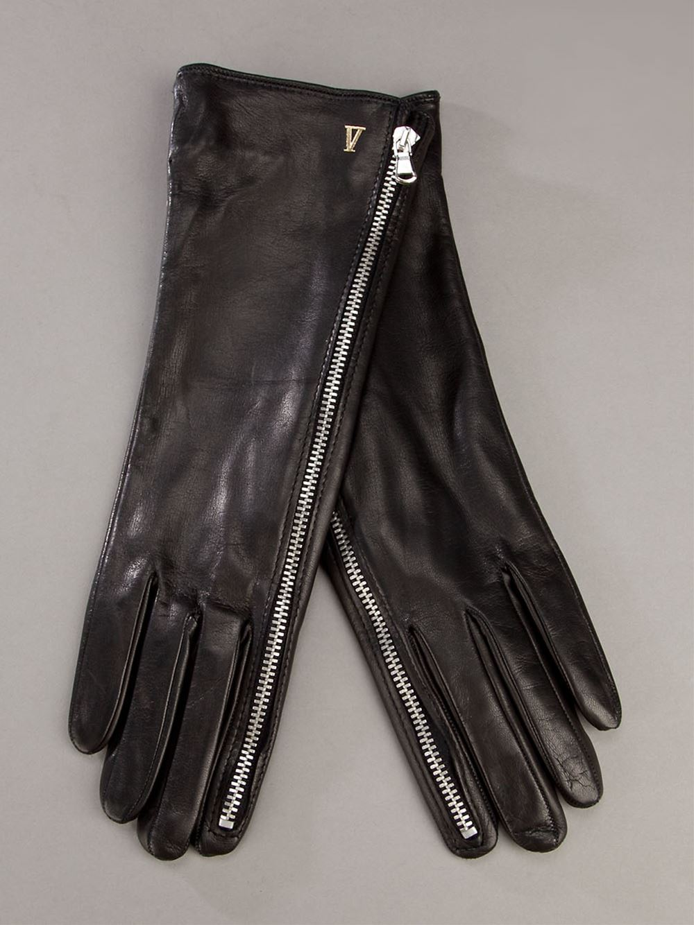 Mens leather gloves grey - 2015 Fashion Black And Brown Long Leather Gloves For Men In Gloves Mittens From Men S Clothing Accessories On Aliexpress Com Alibaba Group