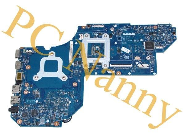QCL50 LA-8713P 686928-001 For HP Pavilion M6T M6-1000 M6-1045DX Series Lapto Motherboard Intel S989 HM77 - Tested