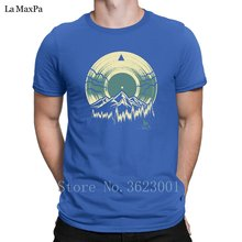Vinyl Record Forest T-Shirt / 10 Colors