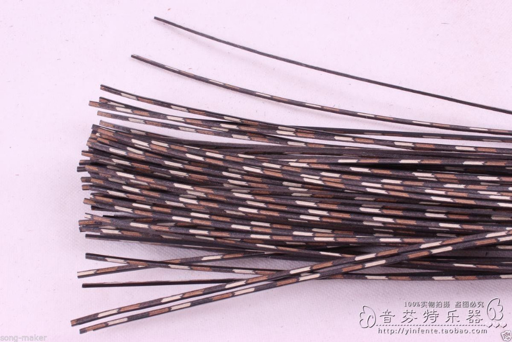 20 strip LUTHIER PURFLING BINDING MARQUETRY INLAY New Top side new 20 strip luthier purfling binding marquetry inlay 640x4x1 0mm 152