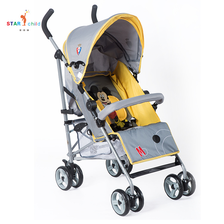 Baby Stroller Lightweight Four-wheeled Trolley Baby Stroller Reclining Sitting and Folding Cart Kinderwagen 0-3YBaby Stroller Lightweight Four-wheeled Trolley Baby Stroller Reclining Sitting and Folding Cart Kinderwagen 0-3Y