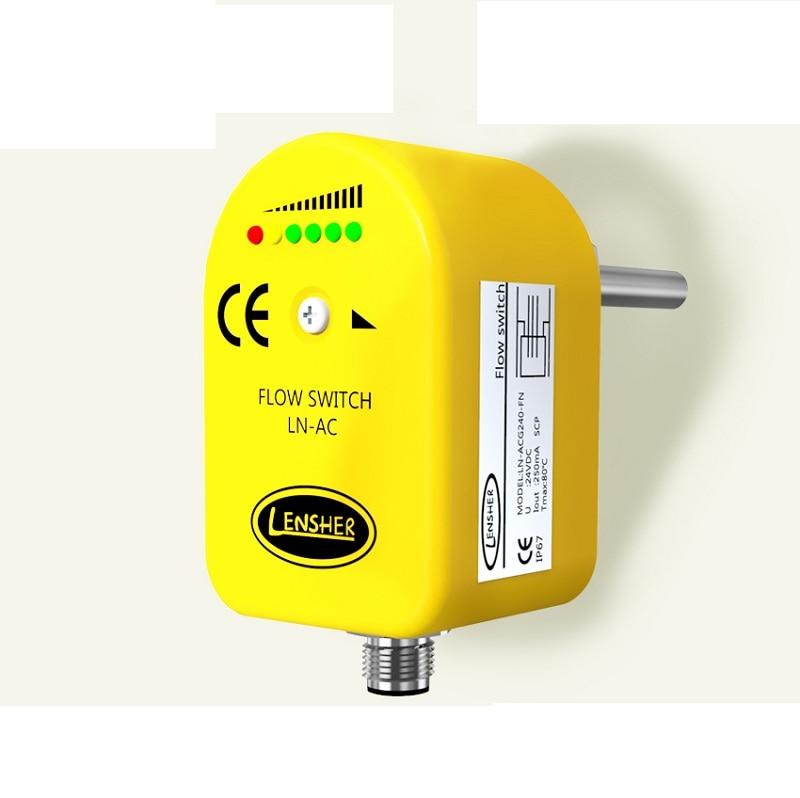 Commutateur de débit commutateur de débit d'incendie afficher le Signal de débit