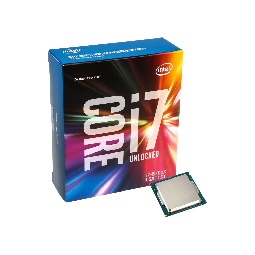 CPU Intel Core I7-6700K Computer & Office Computer Components CPUs