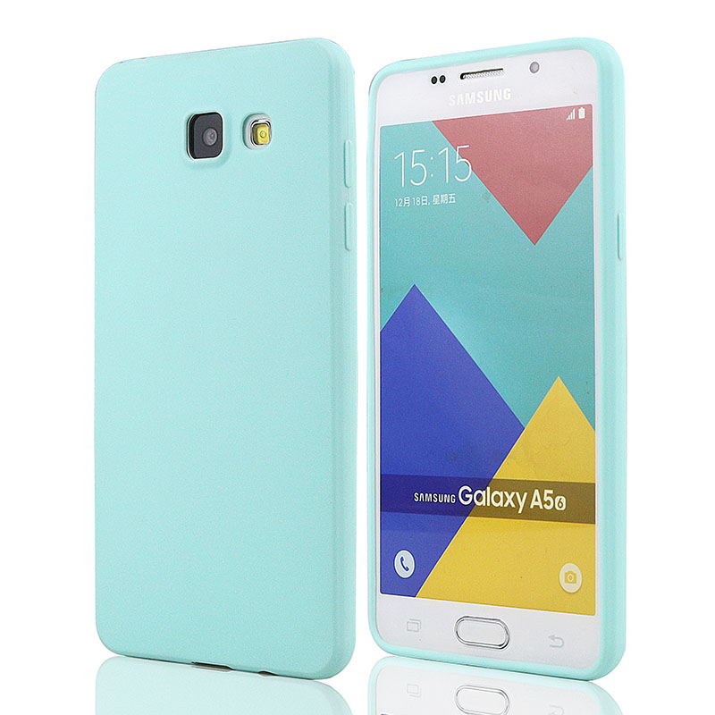 100% authentic f1864 4f4e5 US $1.59 20% OFF|Case For Samsung Galaxy A5 2016 A510F A510 Ultra Slim  Silicone Solid TPU Skin Rubber Back Cover for Samsung A5 2016 Case  Glossy-in ...