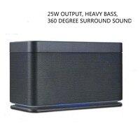 Column High Power Bass Bluetooth Speaker Surround Sound System Active Music Box Car Touch Boombox Bass Speaker Subwoofer Usb tf