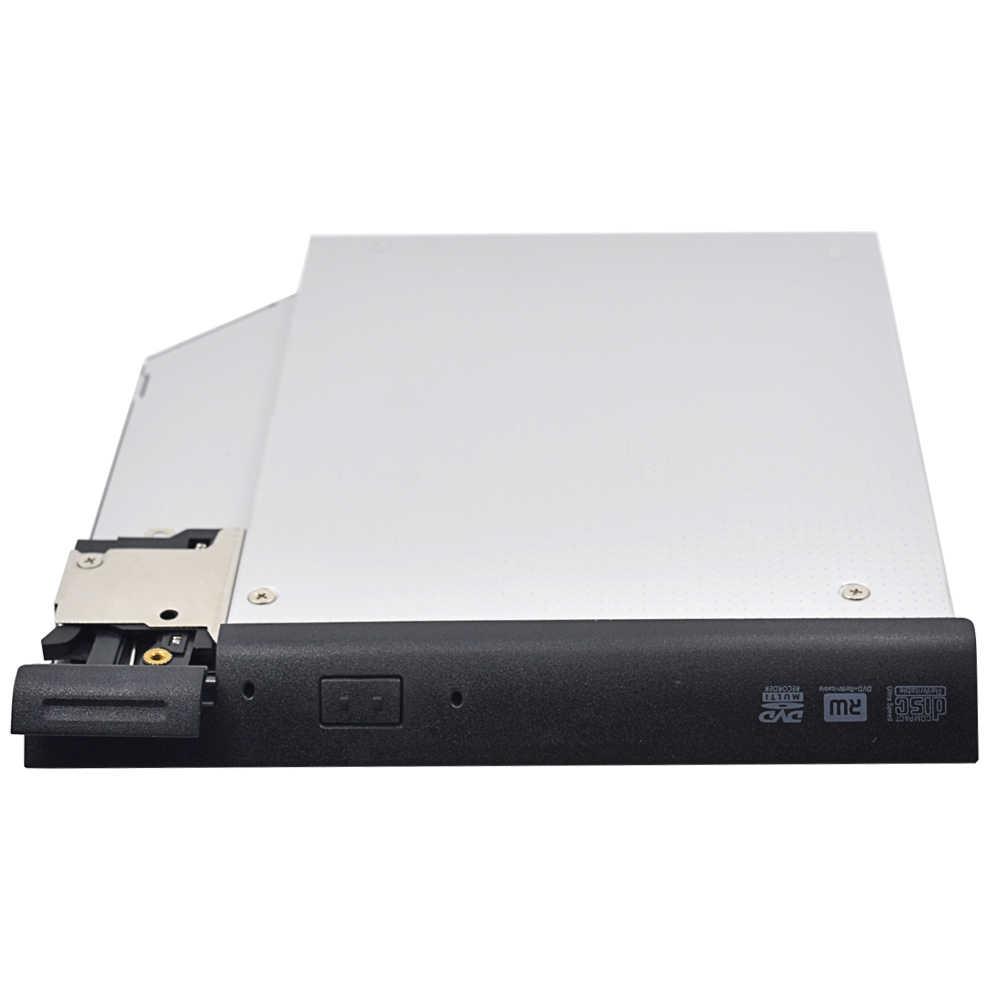 TISHRIC Caddy 9.5 Sata Per Dell Inspiron Latitude E6320 E6420 E6520 E6330 E6430 E6530 2nd Hdd SSD Adattatore Caso Optibay recinzione