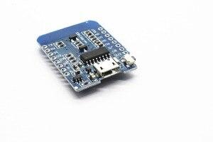 Image 5 - 10 CHIẾC ESP8266 ESP 12 ESP 12F Mini Mô Đun Wemos D1 Mini Wifi Ban Phát Triển Micro USB 3.3V Dựa Trên ESP 8266EX 11 kỹ thuật số Pin