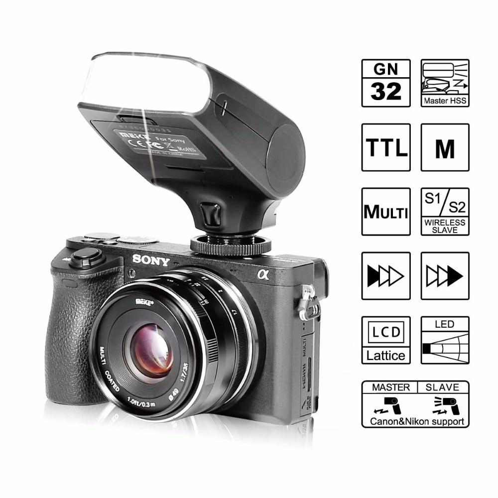 Meike-MK320S-TTL-Speedlite-Flash-for-Sony-Mirrorless-Camera-A7-A7R-A7S-A7II-A77II-A6000-NEX (4)