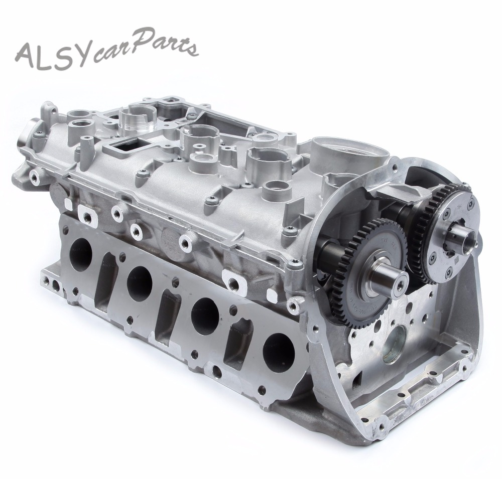 YIMIAOMO Engine Cylinder Head With Camshaft Assembly 06H 103 063 M For Audi A3 Q3 VW Golf Passat Skoda Seat EA888 1.8/2.0TFSI