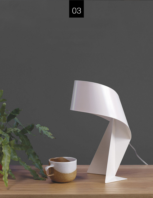 Creative Origami Table Lamp