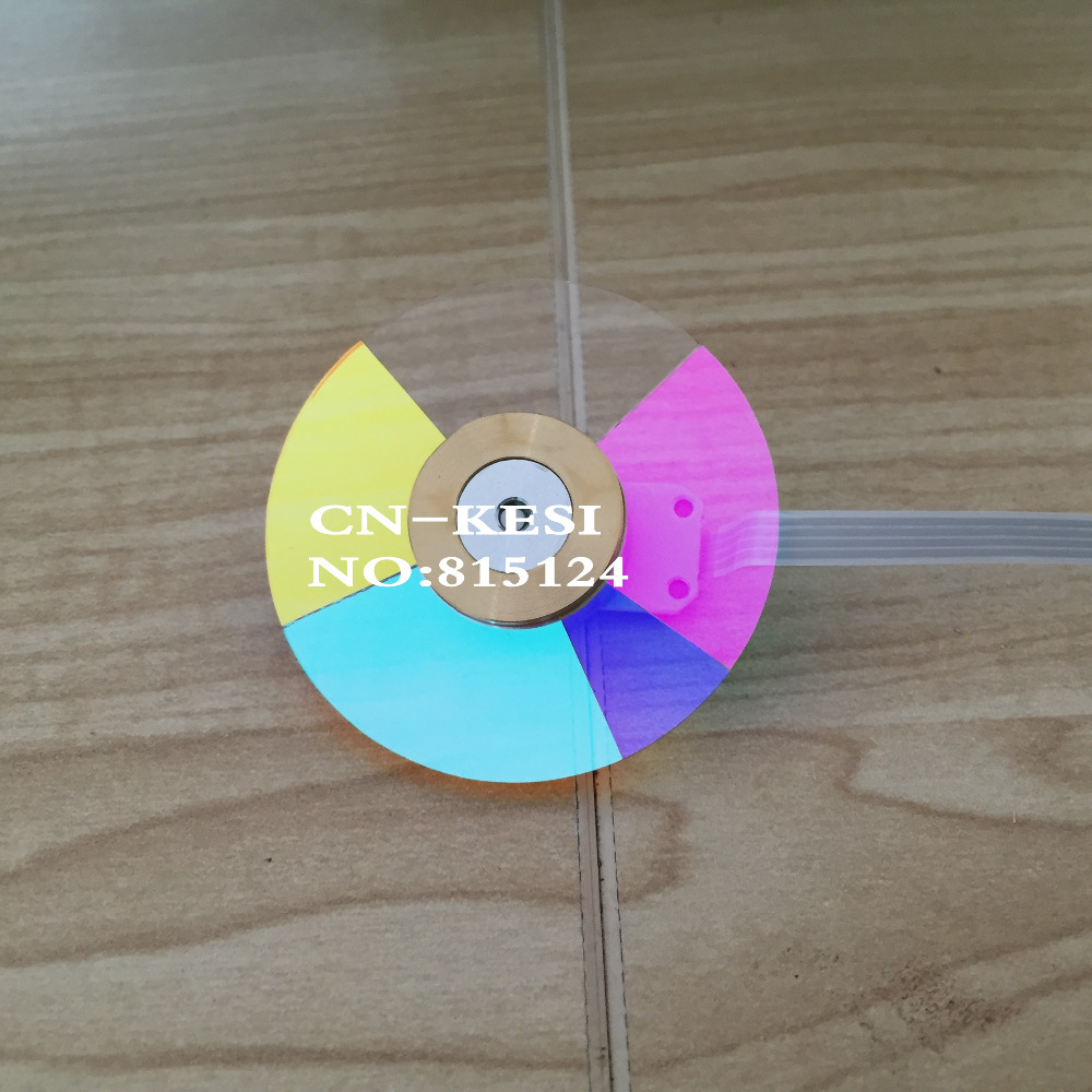 brand new Original Projector Color Wheel for Optoma PW730 wheel color original projector color wheel for optoma ex540i